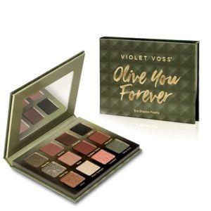 Violet Voss 🆕 Olive You Forever Palette